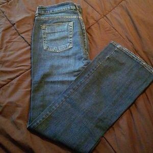 Dark blue denim jeans 10L